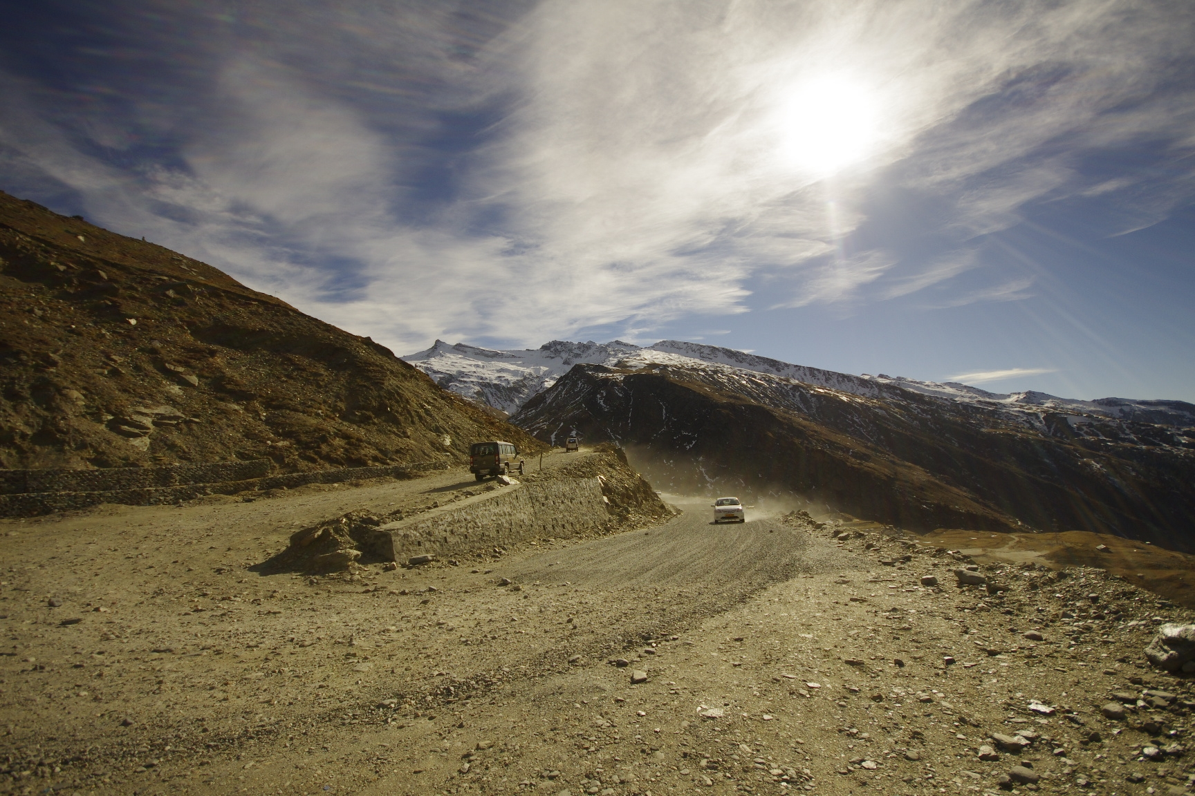 Photos: Rothang Pass