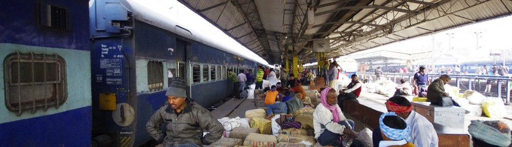 Indian Railways – The North-East-Express
